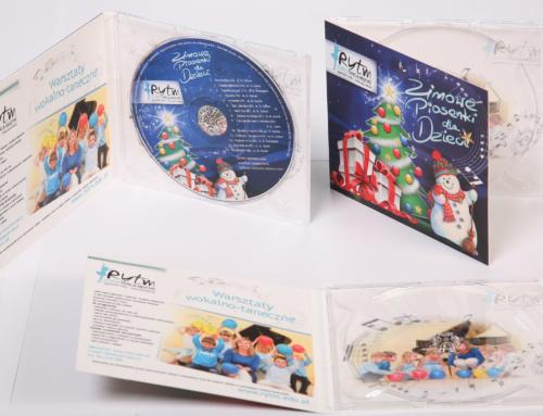 Digipack CD 4P